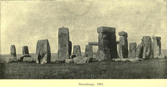 Stonehenge 1905